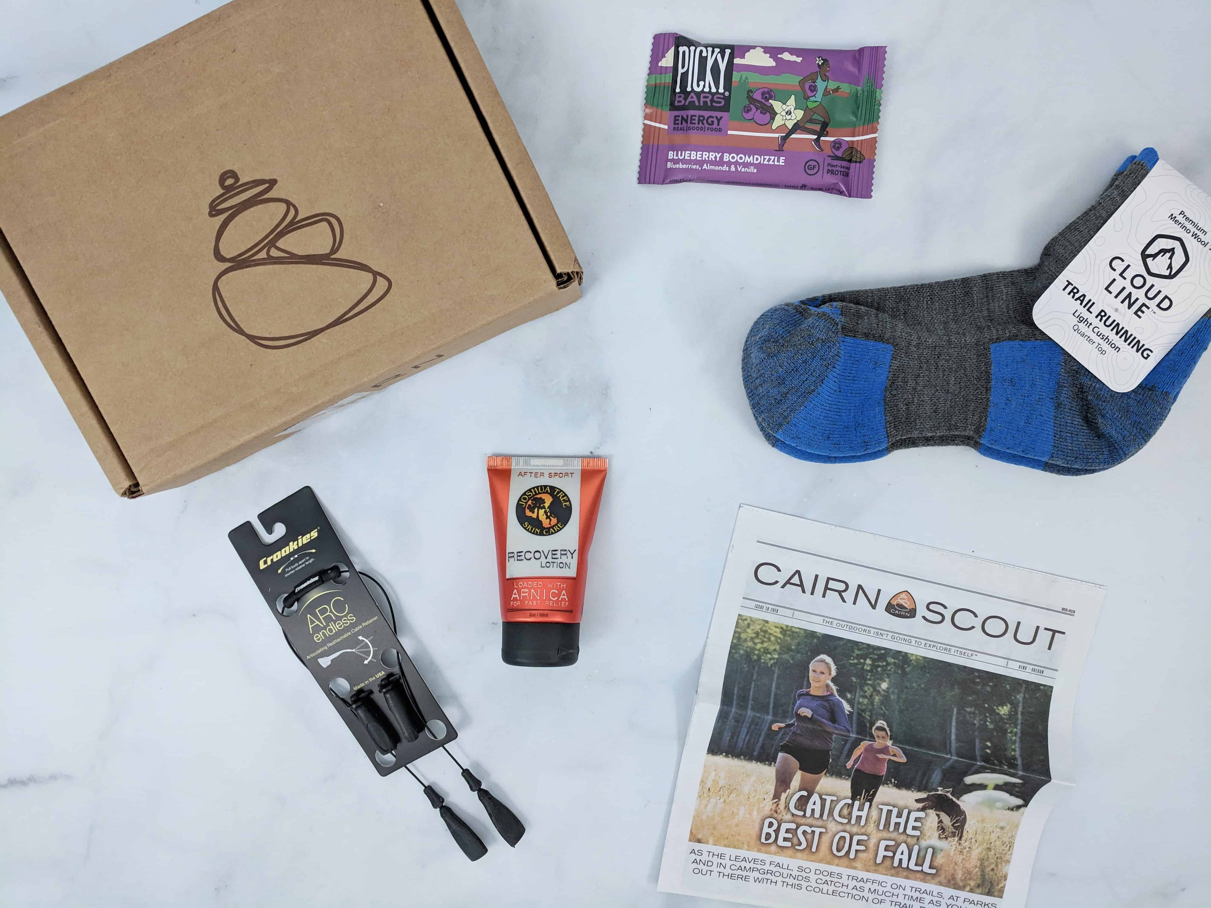 Cairn October 2018 Subscription Box Review + Coupon