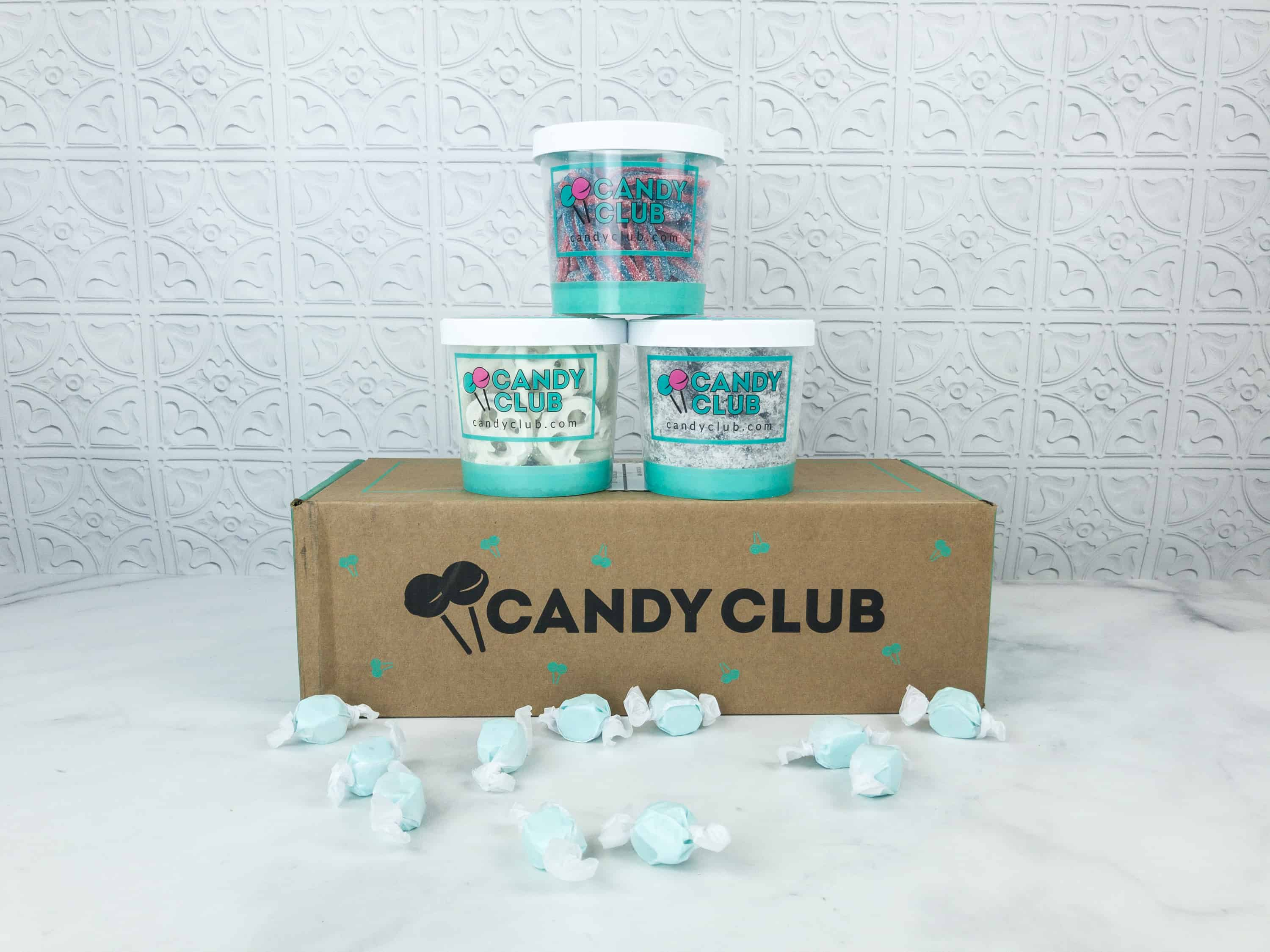 Candy Club Subscription Box Review + 50% Off Coupon – October 2018