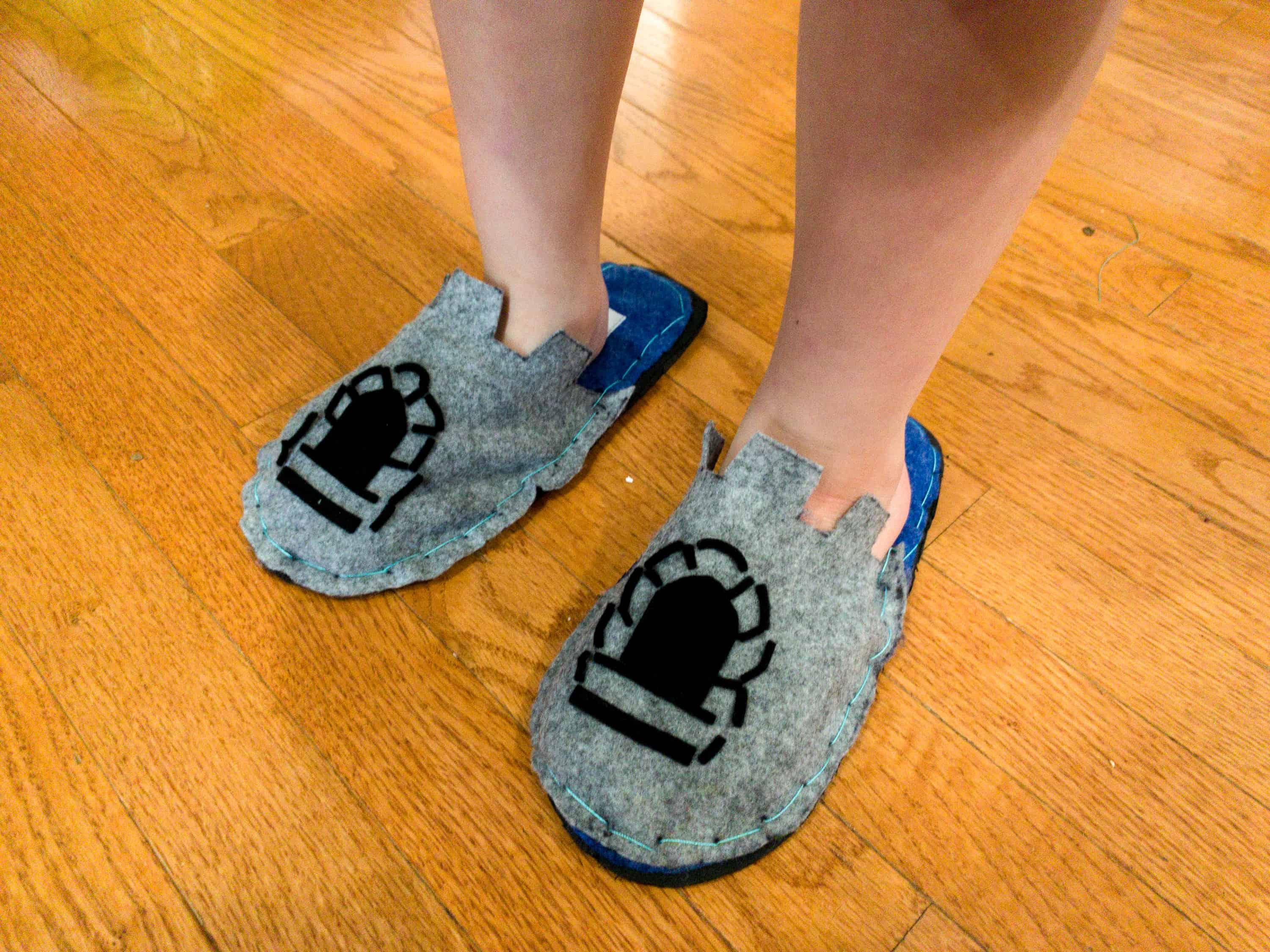 Doodle Crate September 2018 Subscription Box Review & Coupon – HANDCRAFTED SLIPPERS