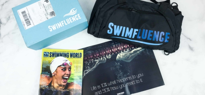 Swimfluence October 2018 Subscription Box Review
