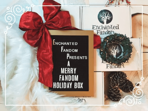 Enchanted Fandom December 2018 Spoilers + Coupon!