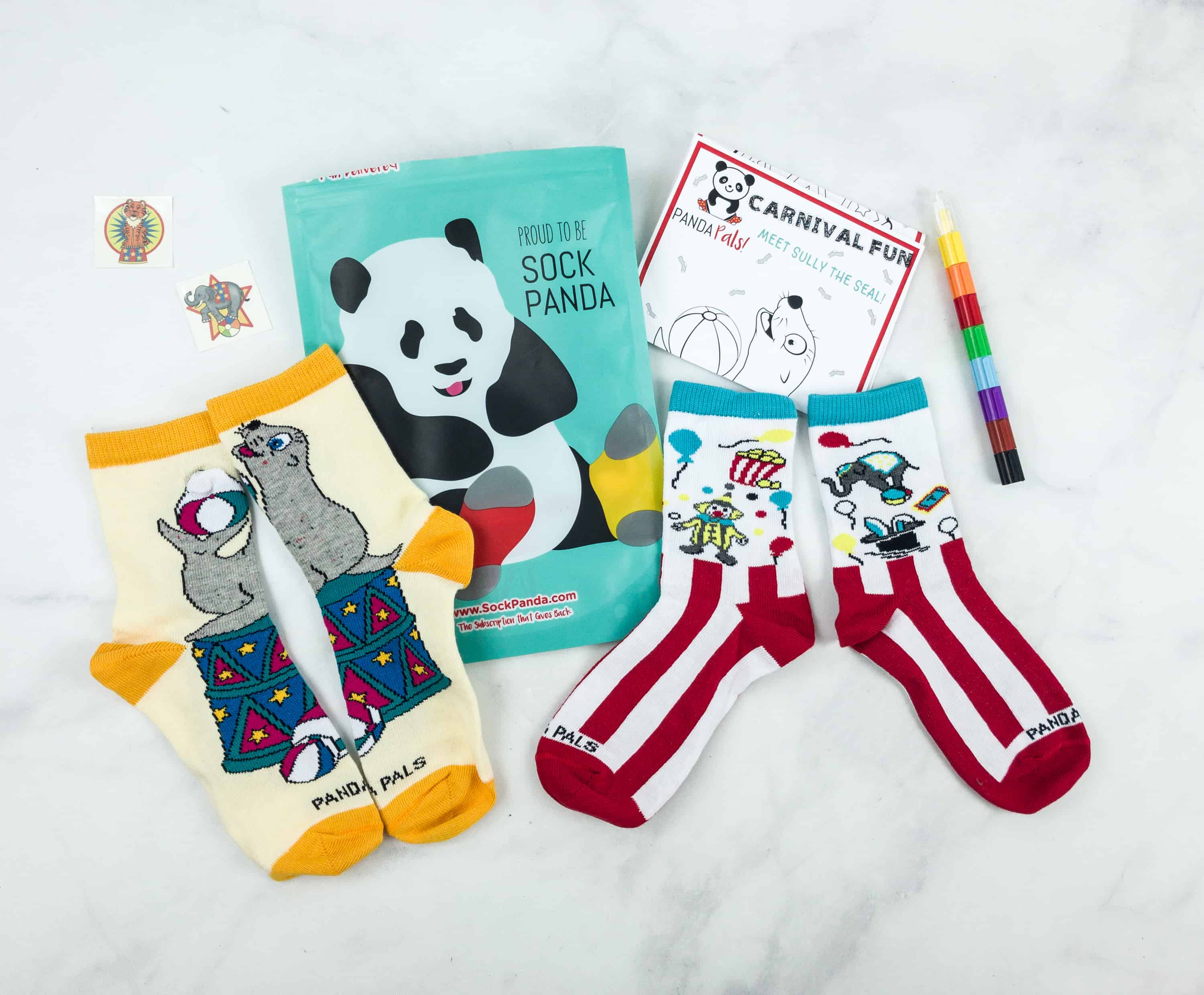 Panda Pals October 2018 Subscription Review & Coupon