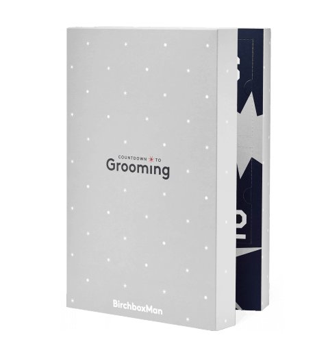 Birchbox Man Countdown to Grooming 2018 Advent Calendar Available Now + Spoilers!
