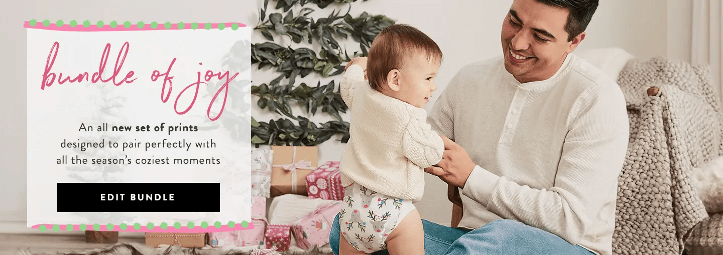 Honest Company Diaper Bundle Coupon: $20 Off First Bundle + Winter Prints!