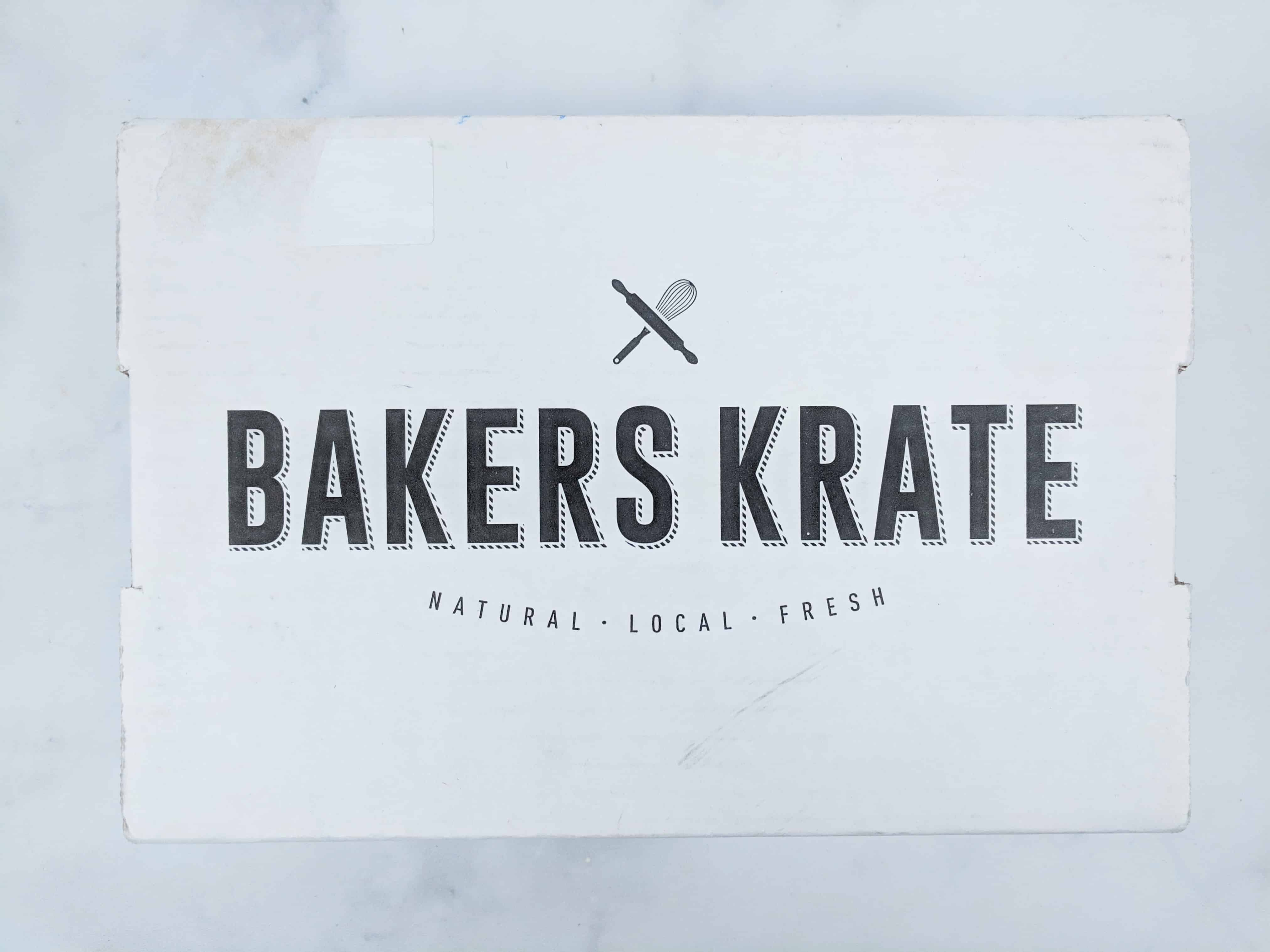 Bakers Krate February 2019 Subscription Box Review + Coupon!
