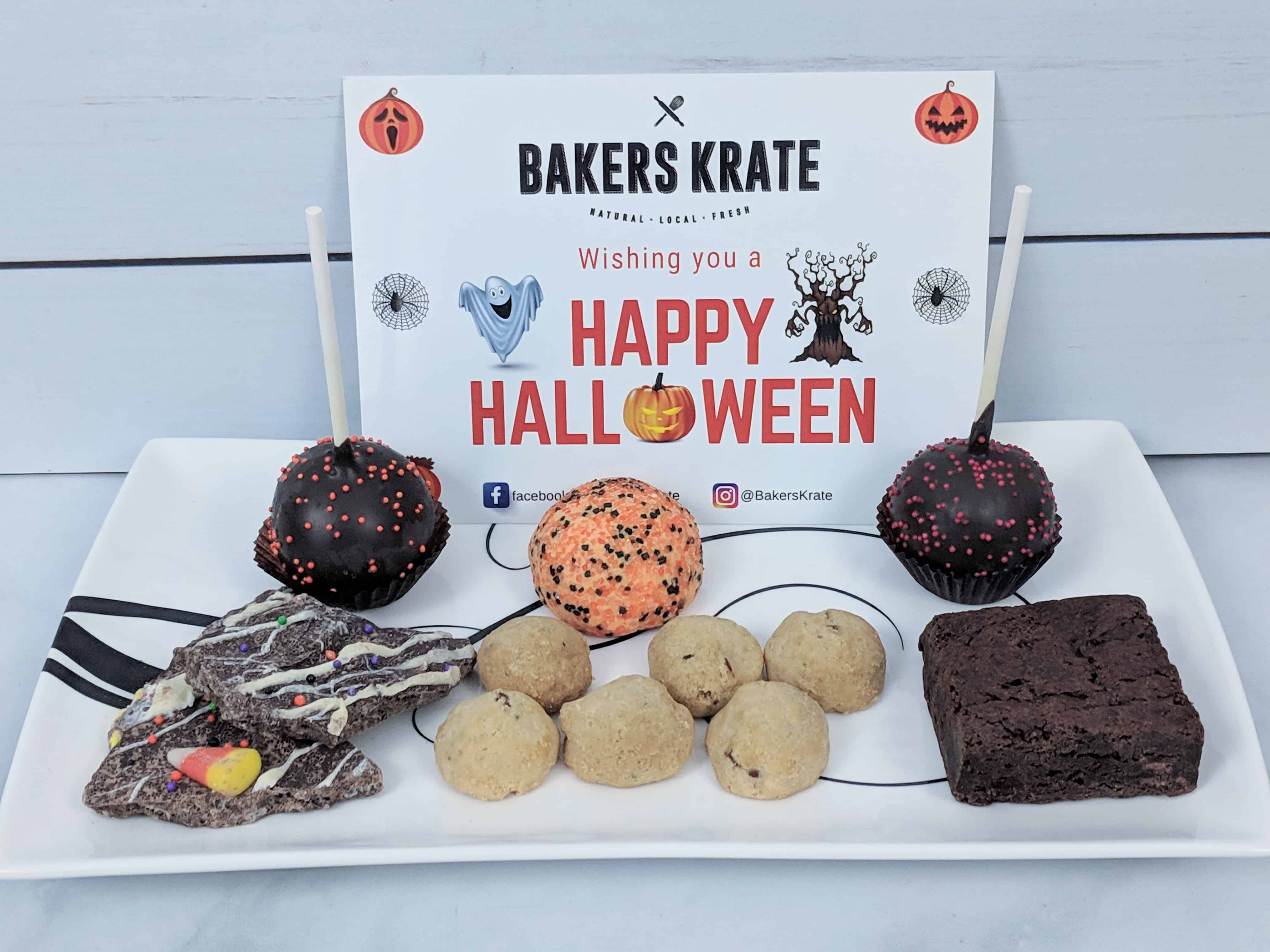 Bakers Krate October 2018 Subscription Box Review + Coupon!