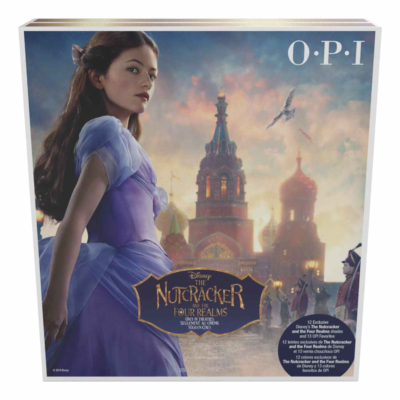 2018 OPI Advent Calendar Available Now + Full Spoilers!