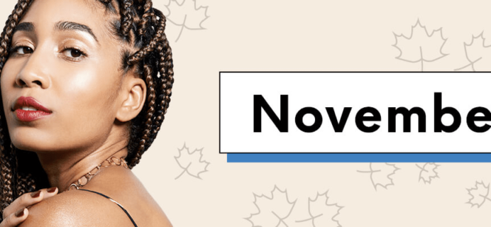 Ipsy November 2018 Add-On Items Available Now!
