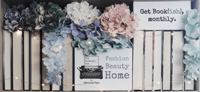 The Bookish Box October 2019 Theme Spoilers + Coupon!