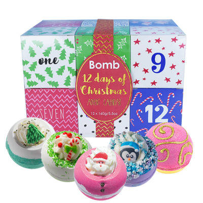 New Bomb Cosmetics Advent Calendar 2018 Available Now!