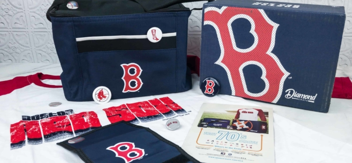 Sports Crate MLB Edition October 2018 Review + Coupon – Diamond Crate!