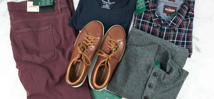 Stitch Fix Men November 2018 Review