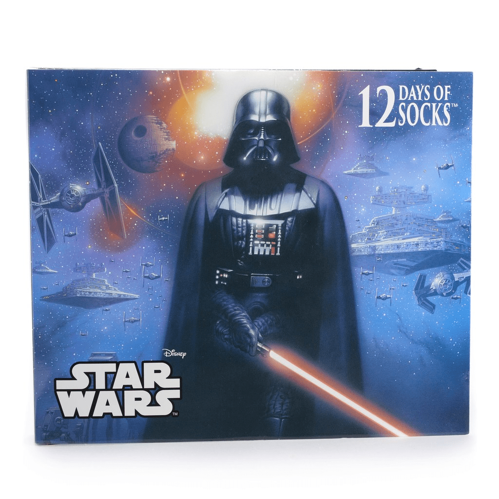2018 Star Wars Socks Advent Calendar Available Now!