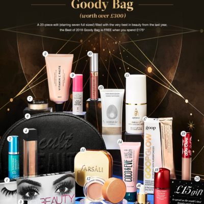 Cult Beauty Best of 2018 Goody Bag GWP Available Now + Full Spoilers!