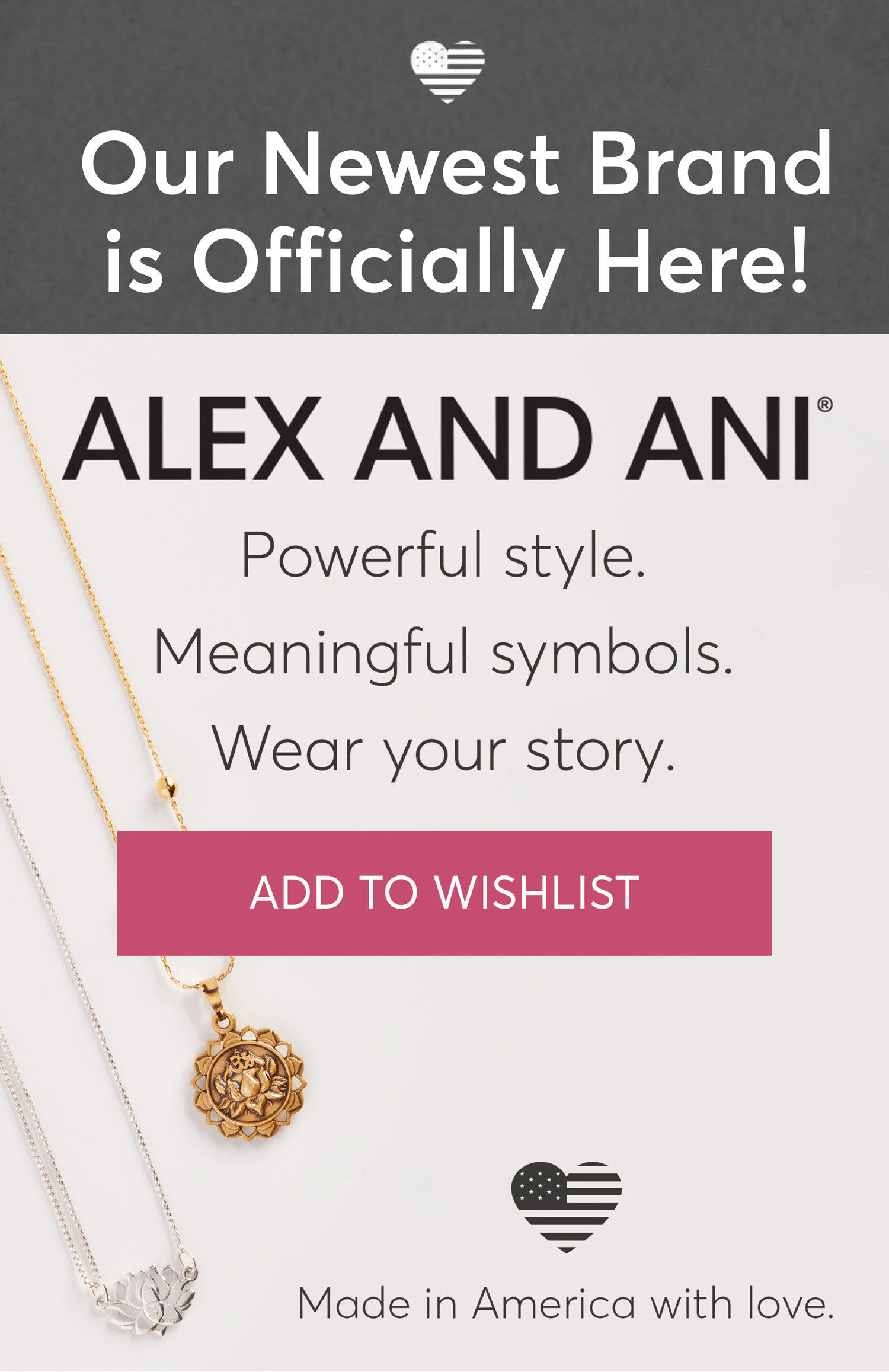 RocksBox ALEX AND ANI Collection Coming Soon + Coupon!