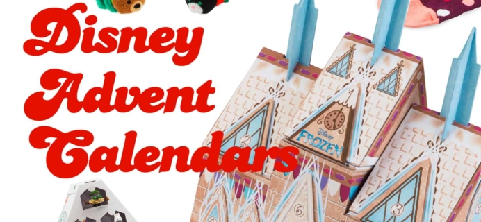 Disney Advent Calendars 2018
