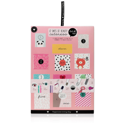 NPW OH K! Beauty Advent Calendar 2018 Available Now + Spoilers!