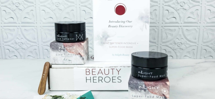Beauty Heroes November 2018 Subscription Box Review