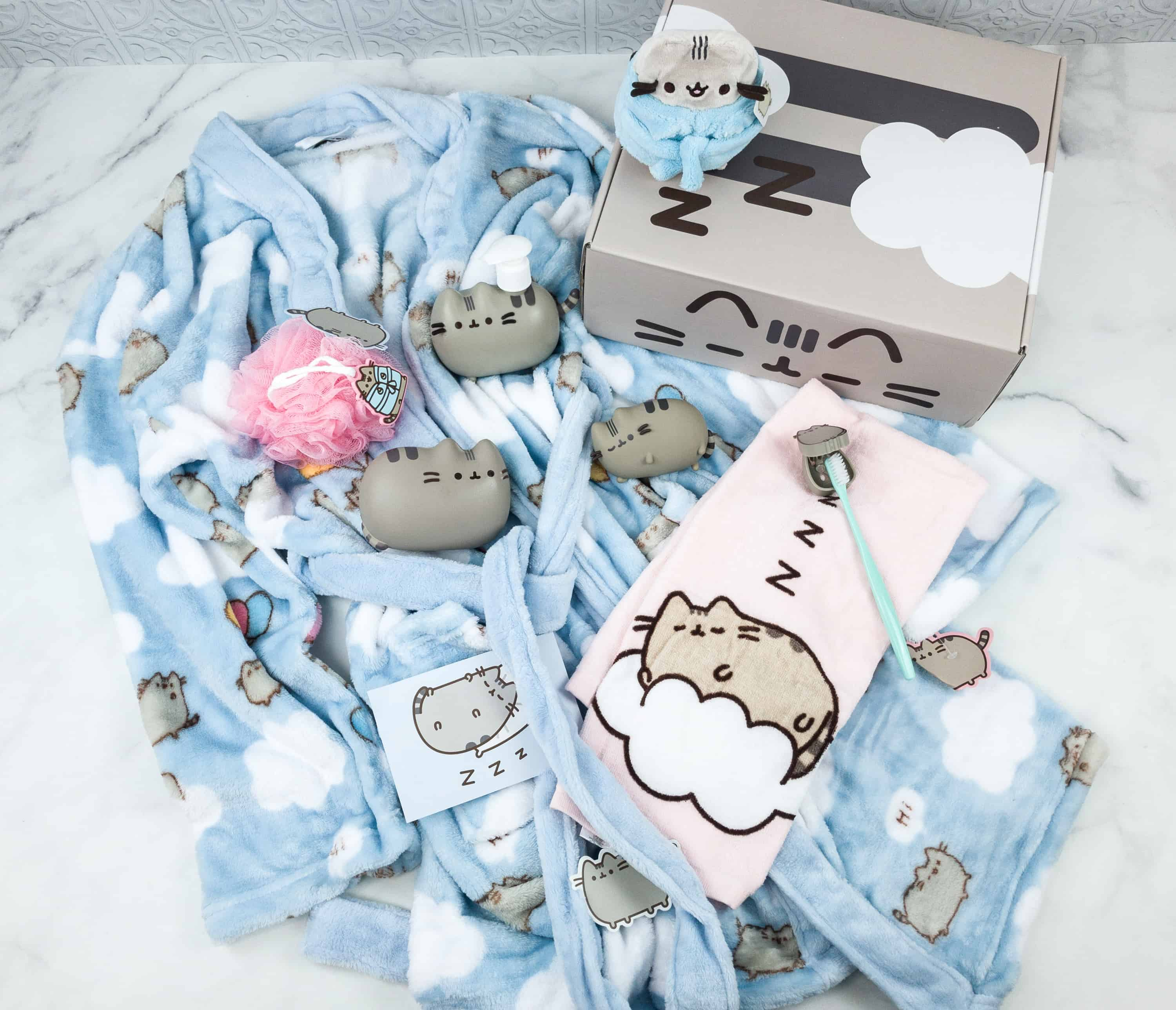 Pusheen Box Fall 2018 Subscription Box Review