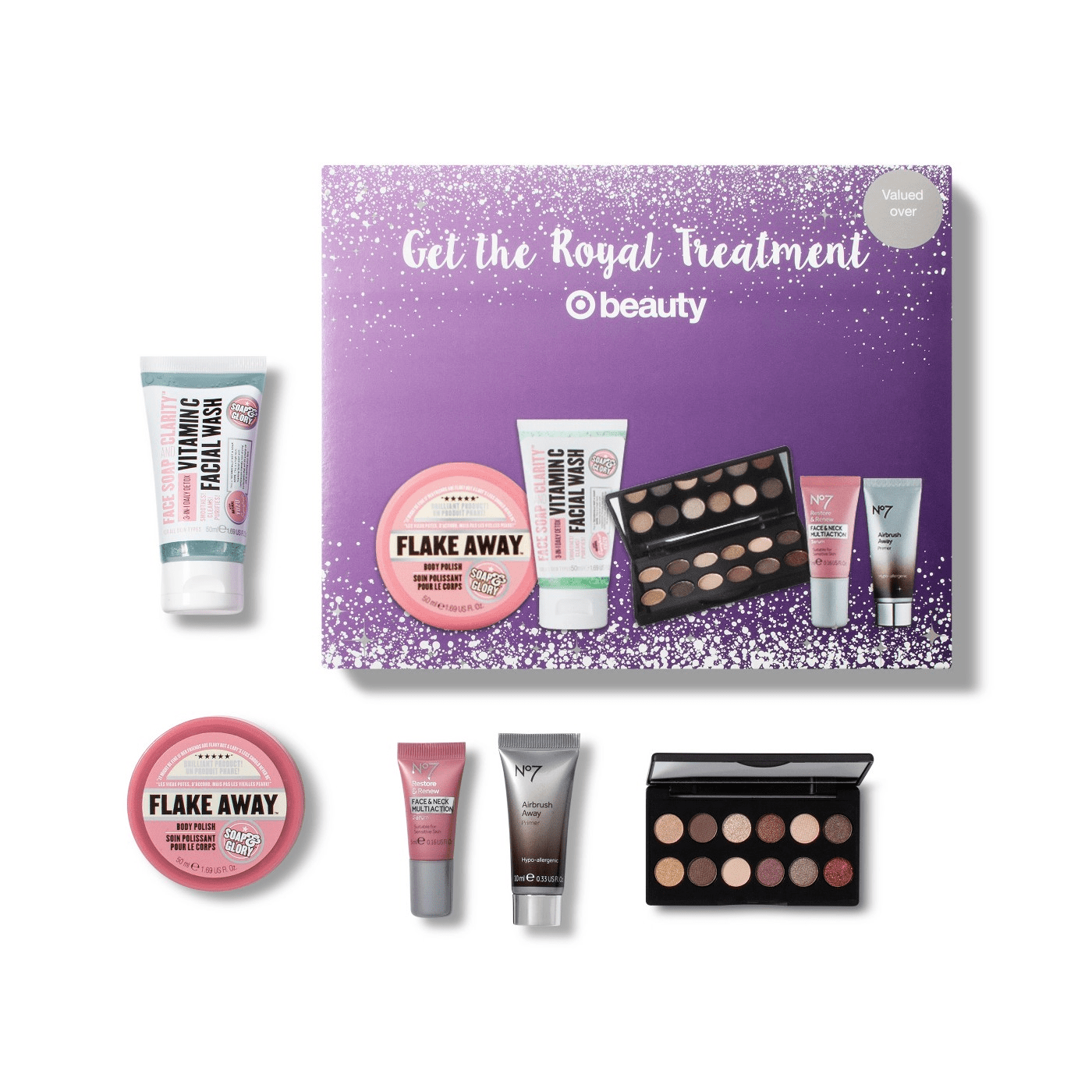 "Target Beauty Box Holiday Best of Boots ""Get The Royal Treatment"" Box Available Now!"
