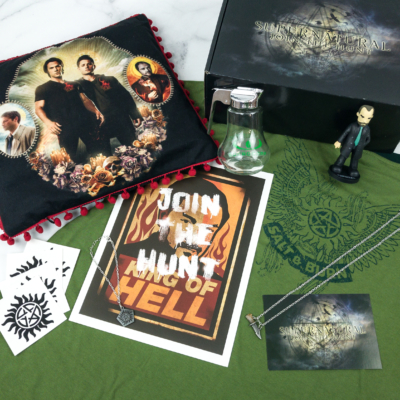 Supernatural Box Coupon: Get 25% Off Your First Box!