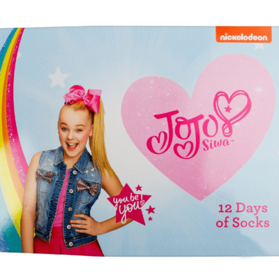 2018 JoJo Siwa Socks Advent Calendar Available Now!