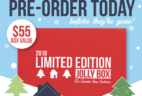 The Jolly Box 2018 Limited Edition Mystery Box by Fat Quarter Shop Available For Pre-Order Now!