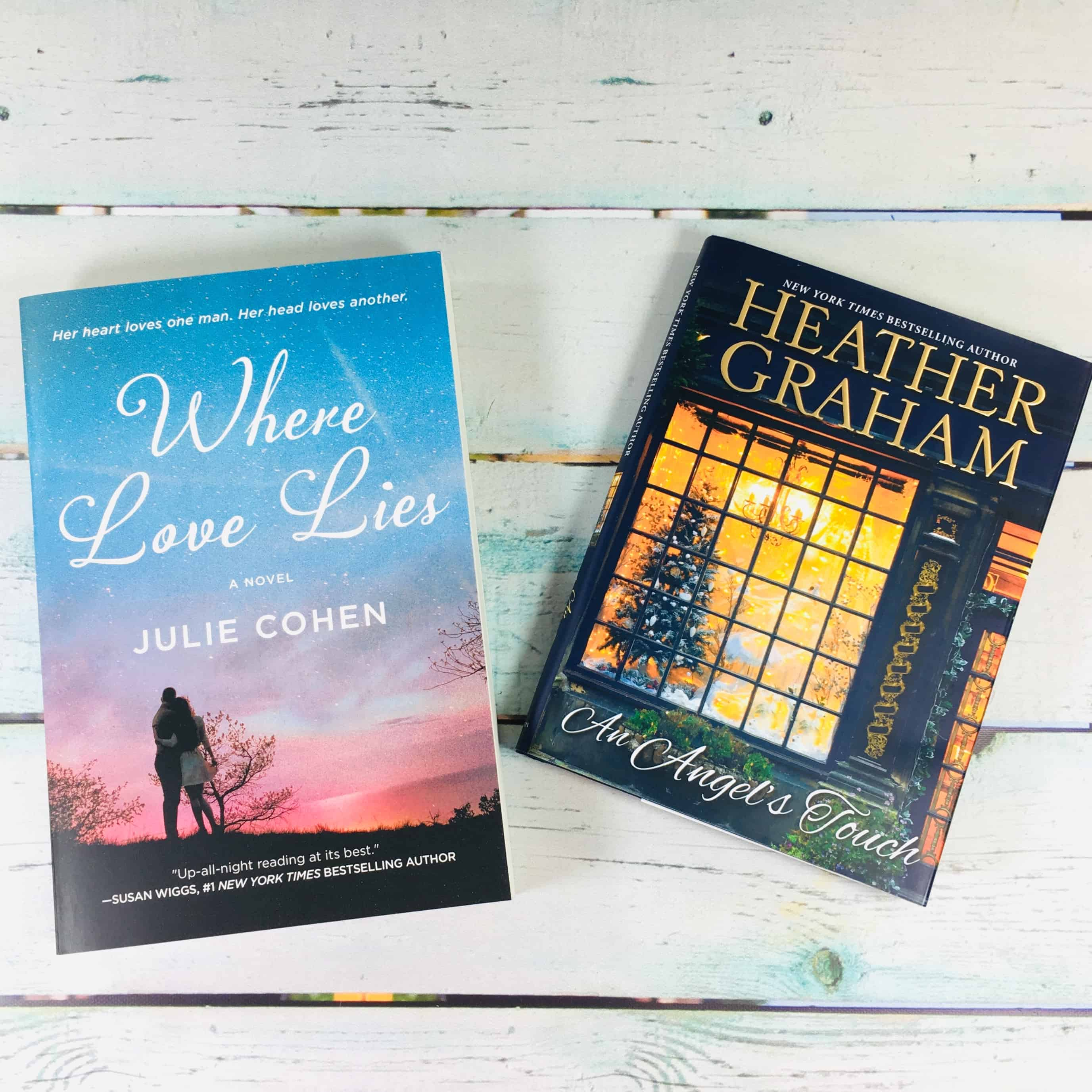 BookCase.Club November 2018 Subscription Box Review + 50% Off Coupon – Booking for Love Case