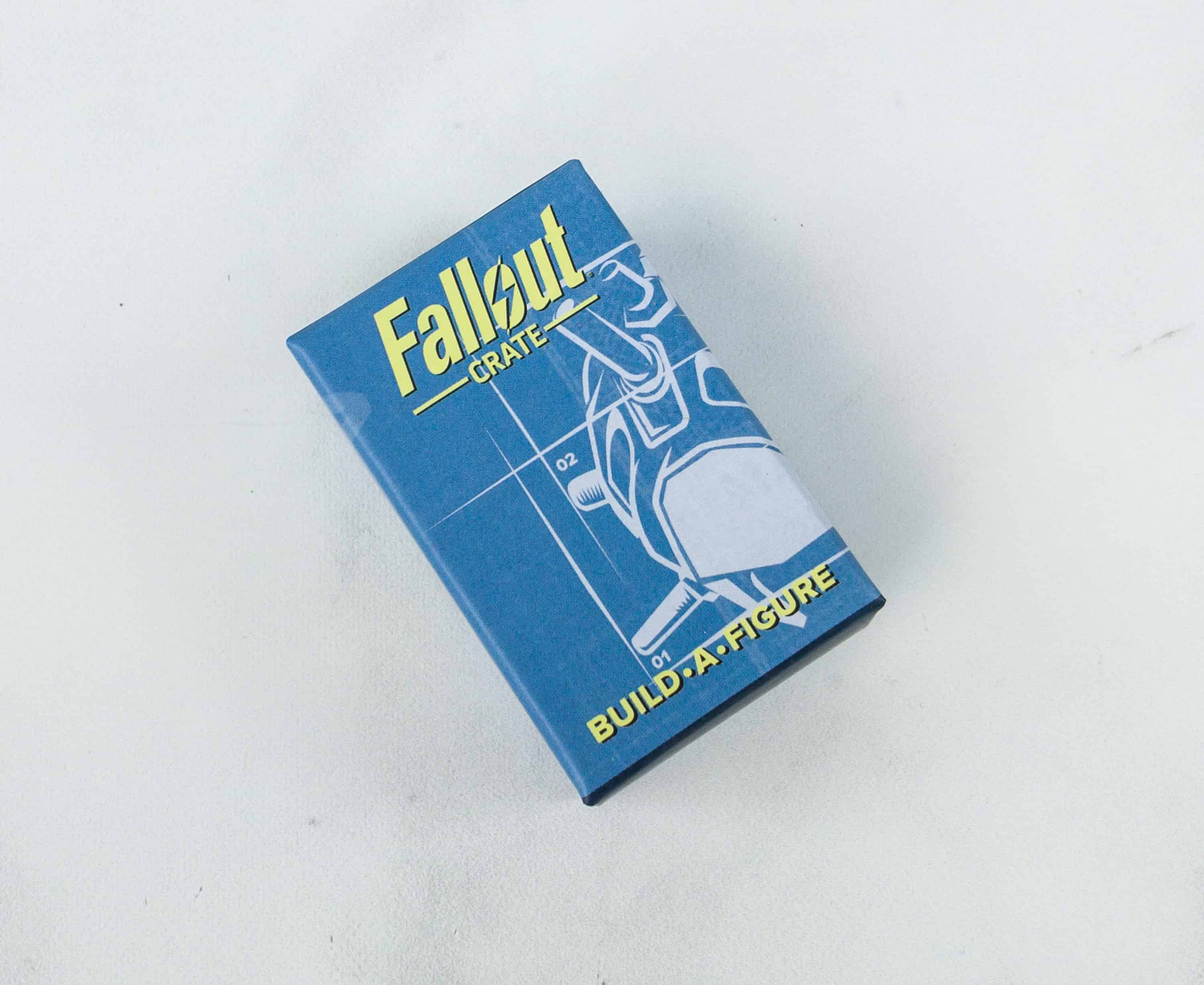 Fallout Crate Series 2 Build-A-Figure Spoilers!