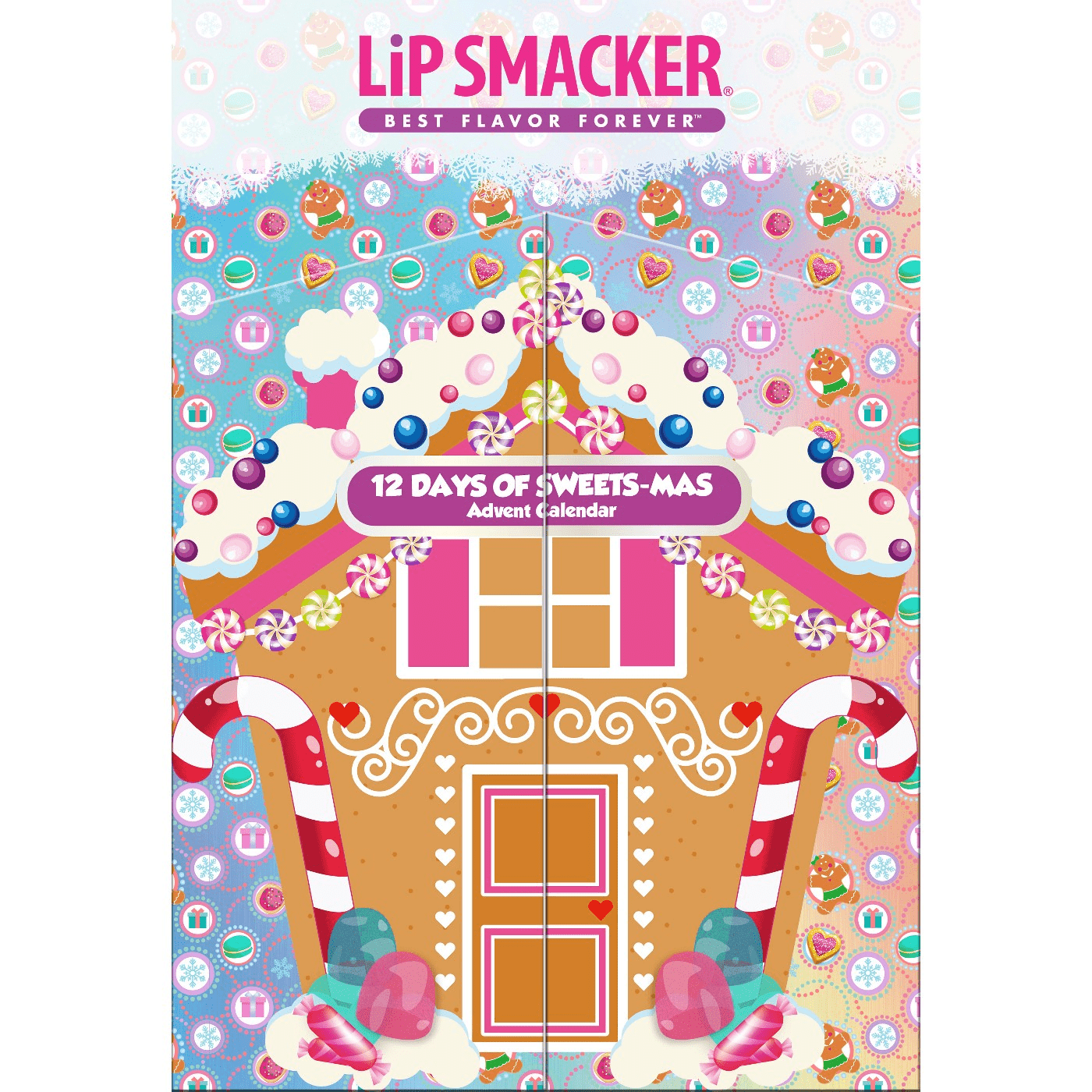 2018 Lip Smacker Advent Calendar Available Now!