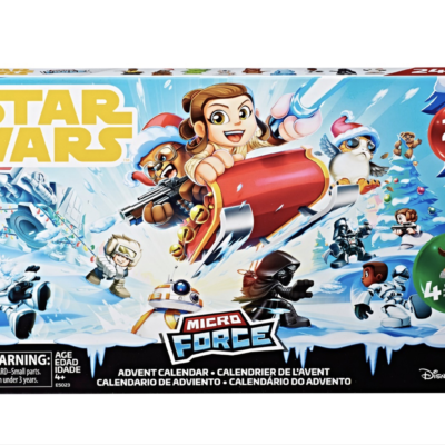 2018 Star Wars Micro Force Advent Calendar Available Now!
