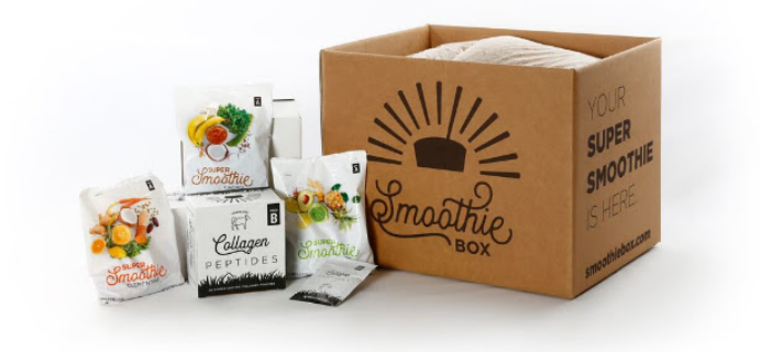 SmoothieBox Sale: Get $25 Off Your First Box!