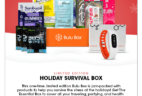 Bulu Box Limited Edition Holiday Survival Box Now Available!