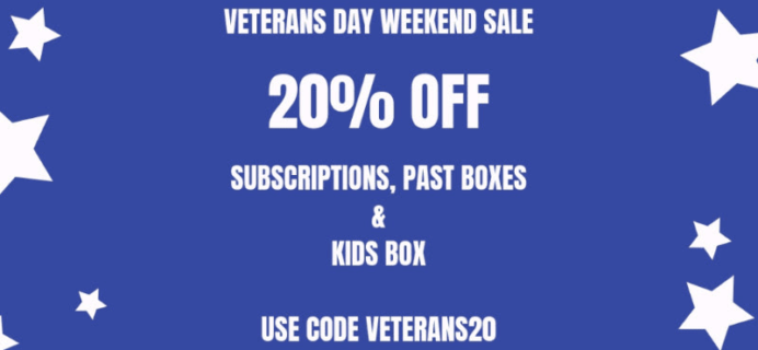 Cocotique Veteran's Day Sale: Get 20% Off!