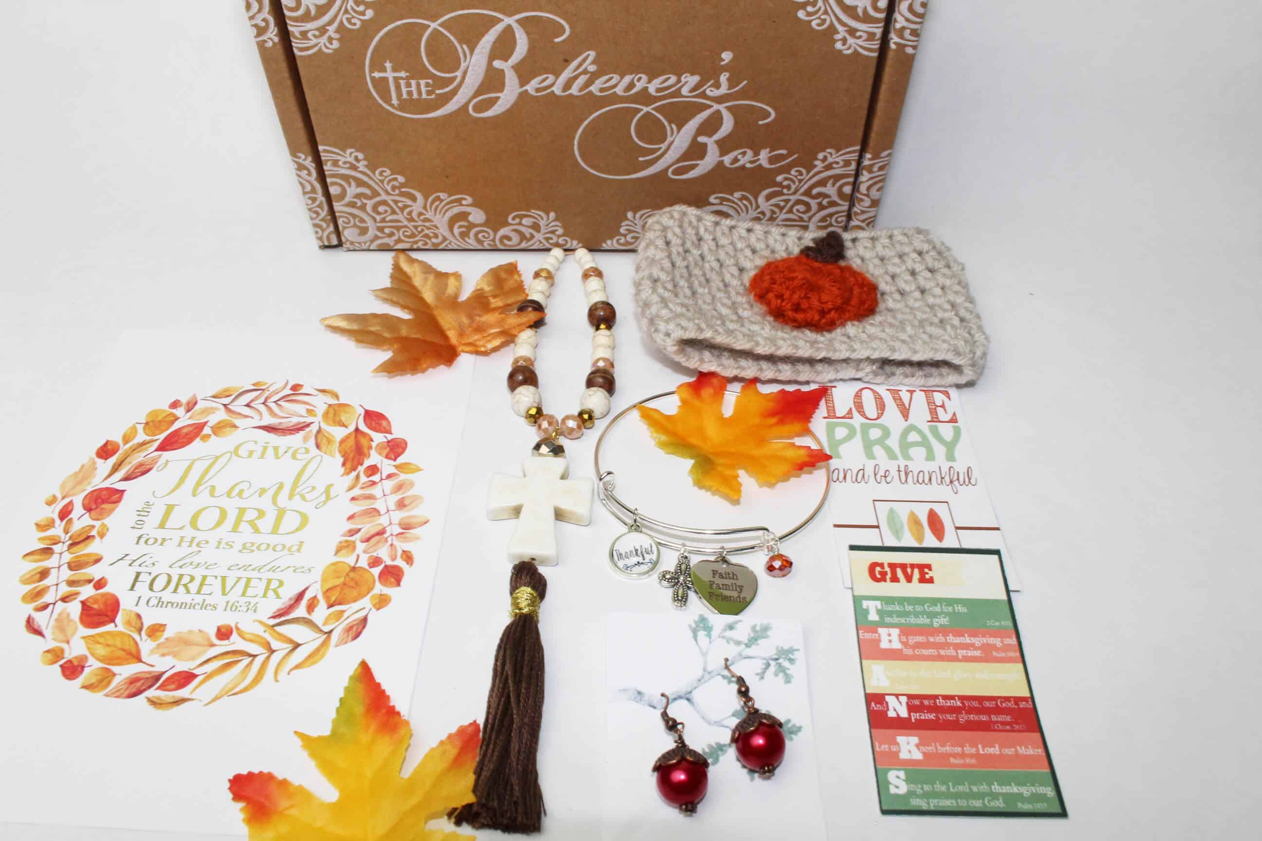 The Believer's Box Black Friday Deal: Get $10 off 6+ Month Prepaid subscriptions!
