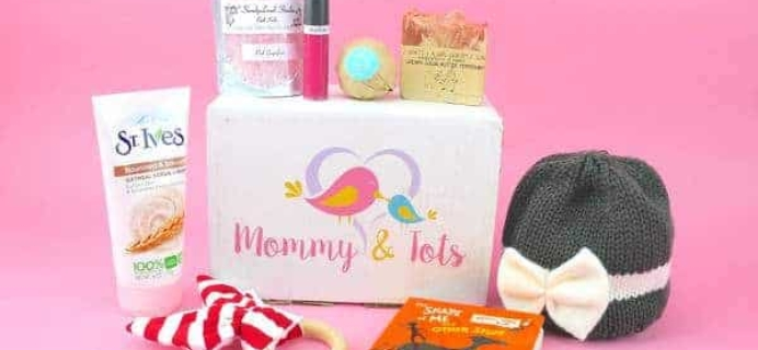 Mommy & Tots Black Friday Deal: Save 25%!