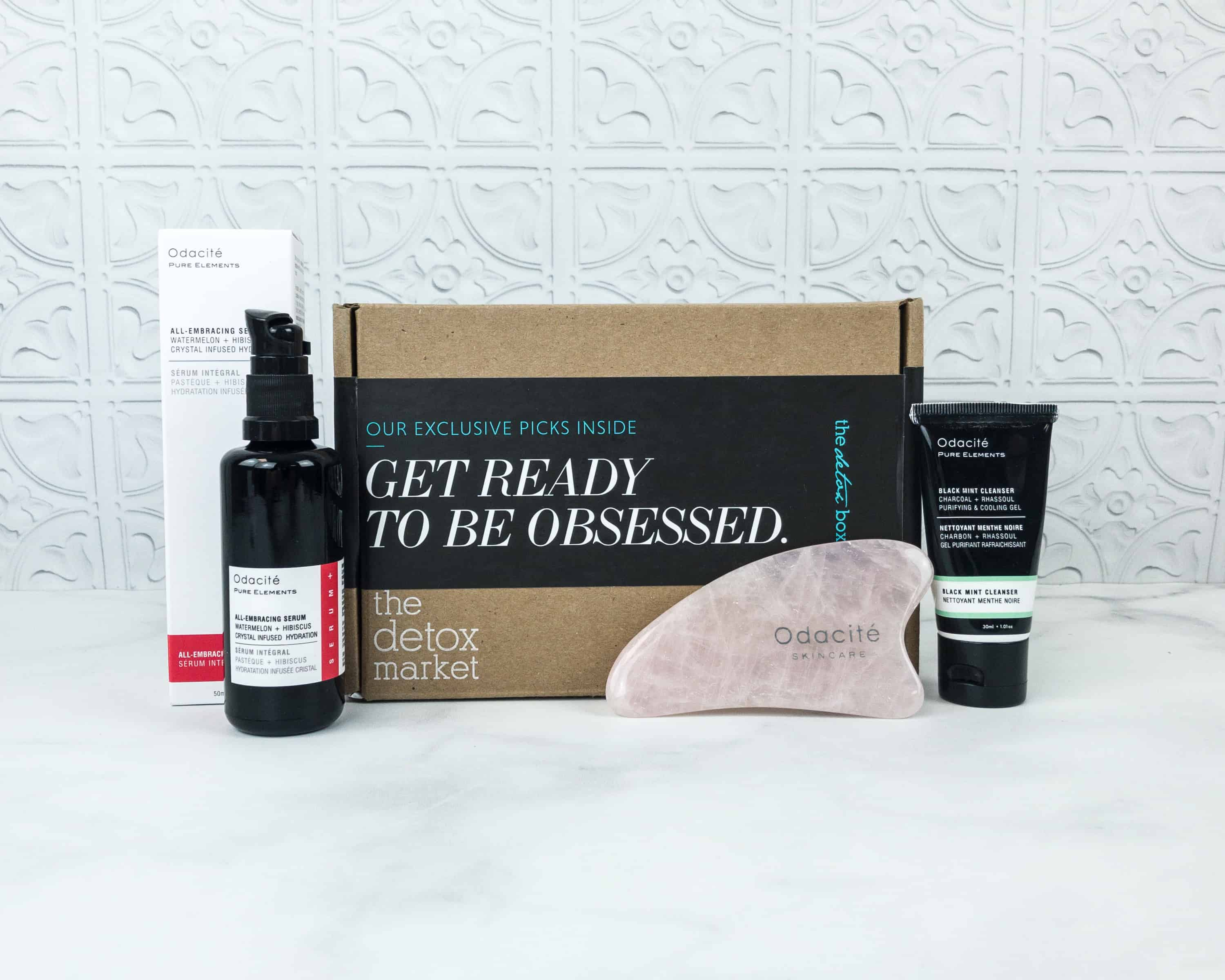 The Detox Box Subscription Box Review – November 2018