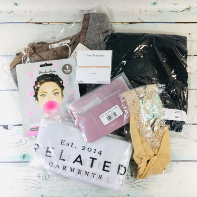 My Fashion Crate Cyber Monday Coupon: Take 20% off your first box!