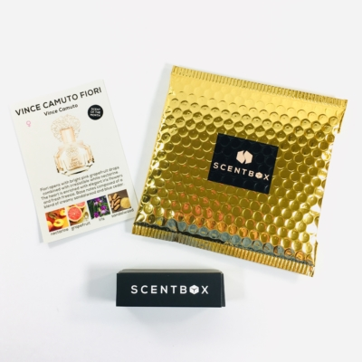 Scent Box Tax Flash Sale: Get 40% Off First Box!