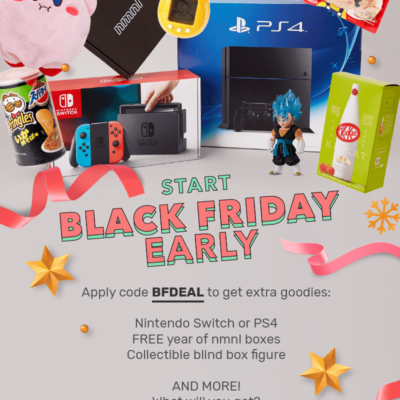 nomakenolife (nmnl) Black Friday 2018 Coupon: Get Free Extra Goodies With Your First Box!