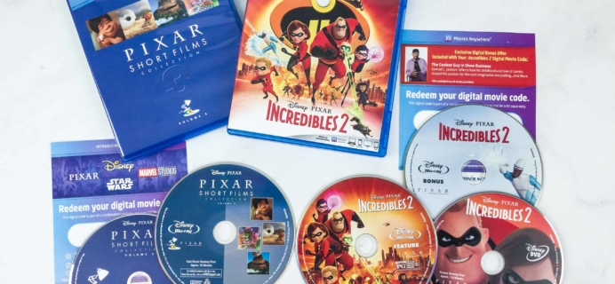 Disney Movie Club November 2018 Review #2 + Coupon!