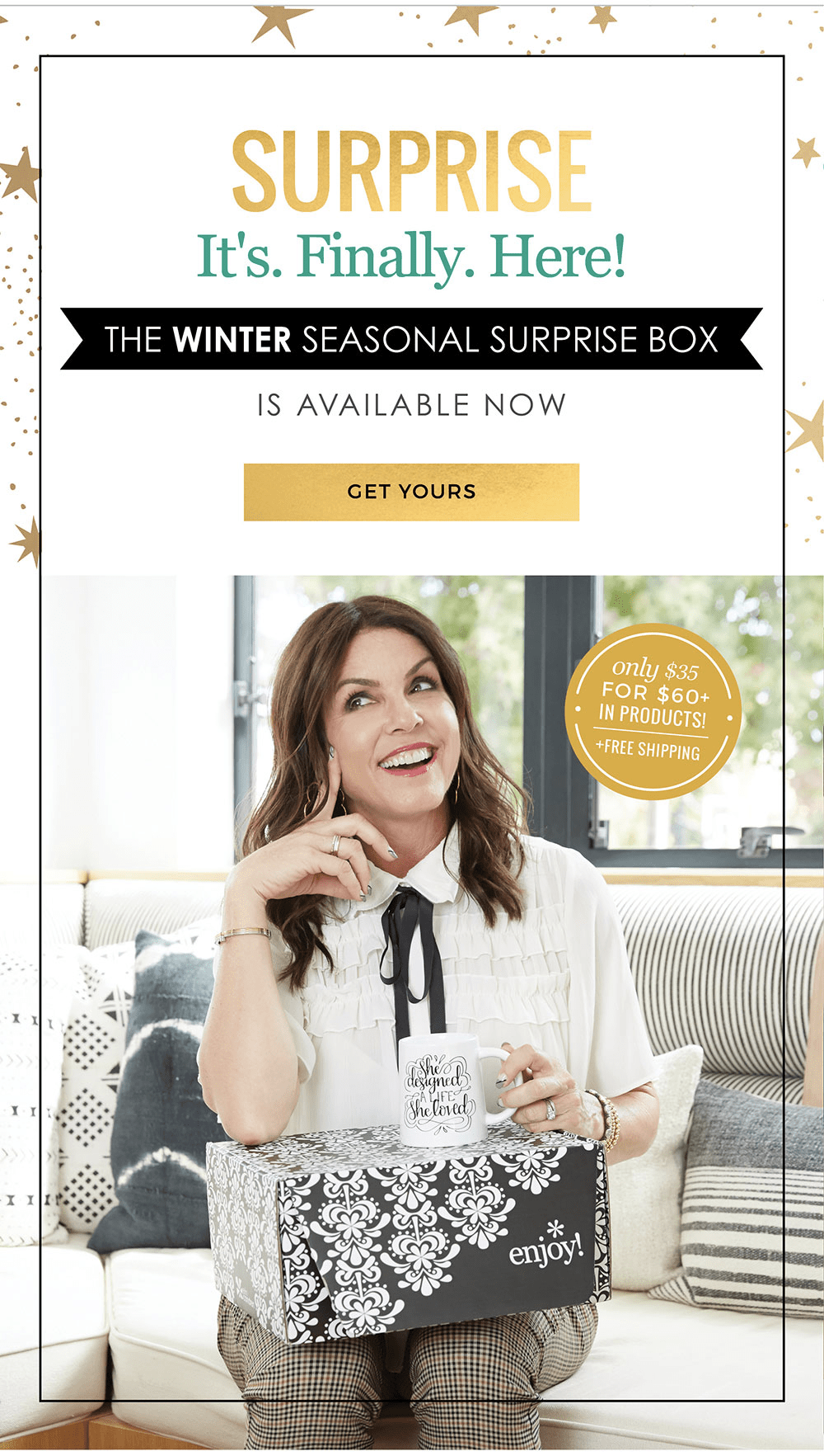 Erin Condren Winter 2018 Seasonal Surprise Box Available Now + Spoiler!