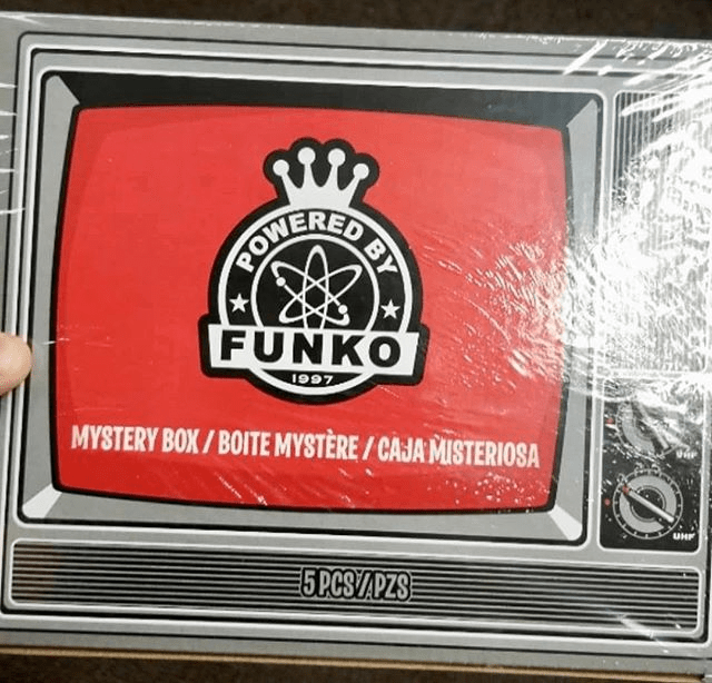GameStop Funko Black Friday 2018 Mystery Box Coming Soon + Spoilers!