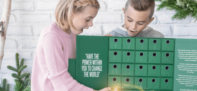 2018 Young Living Advent Calendar Available Now!