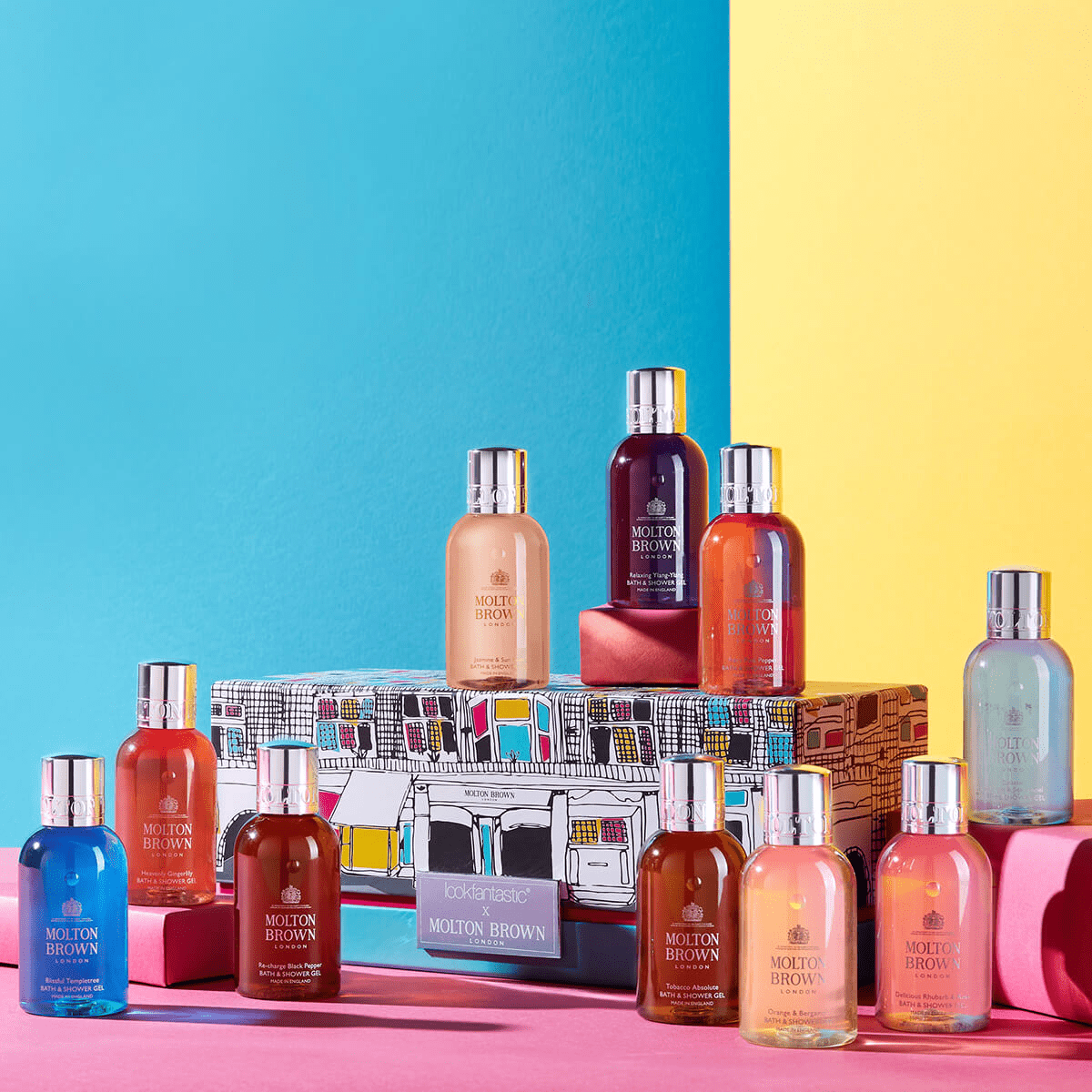Lookfantastic x Molton Brown Limited Edition Beauty Box Available Now + Full Spoilers & Coupon!