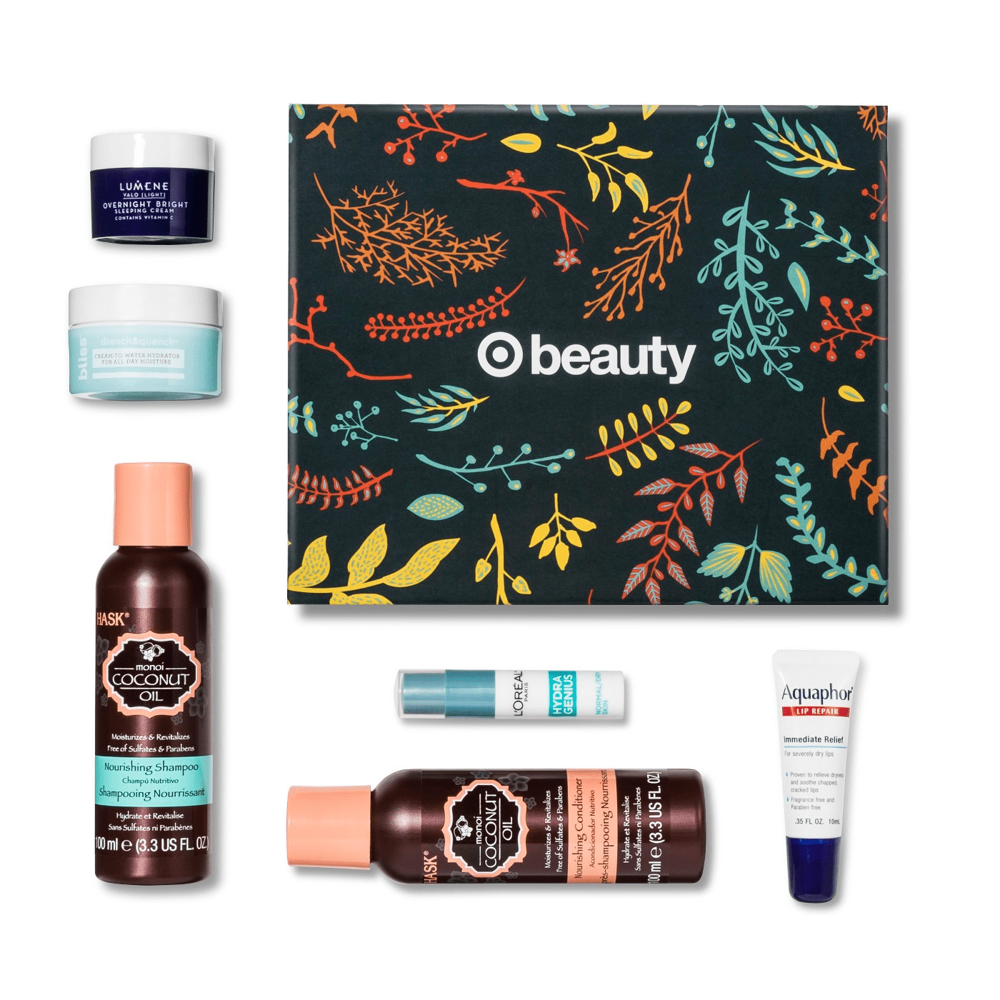 $7 Target Beauty Box November 2018 Holiday Beauty Box Available Now!
