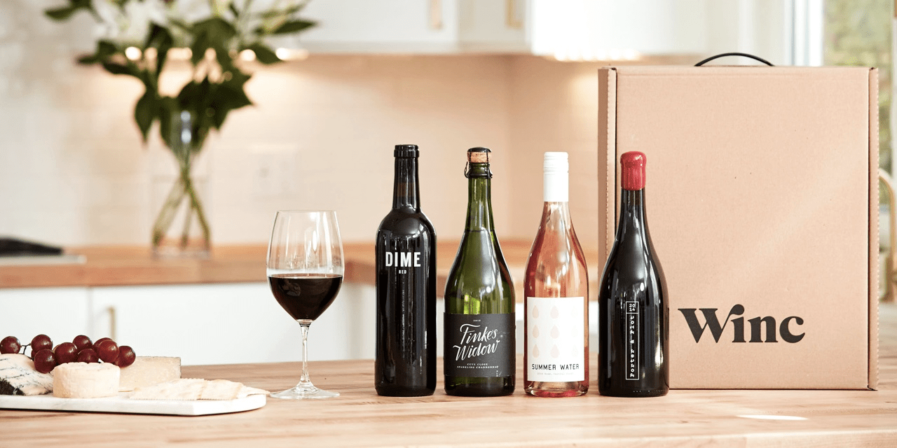 Winc Cyber Monday Deal: Save $30 On First Box!