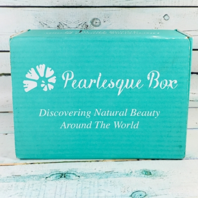 Pearlesque Box November 2018 Subscription Box Review + Coupon