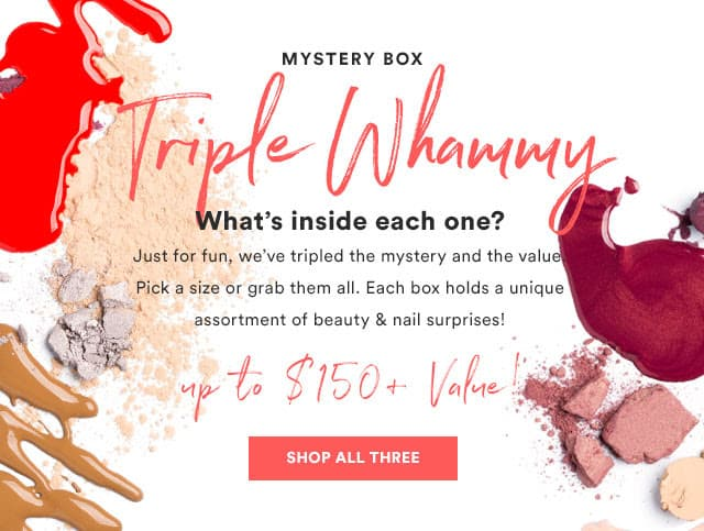 Julep November 2018 Mystery Boxes Available Now!