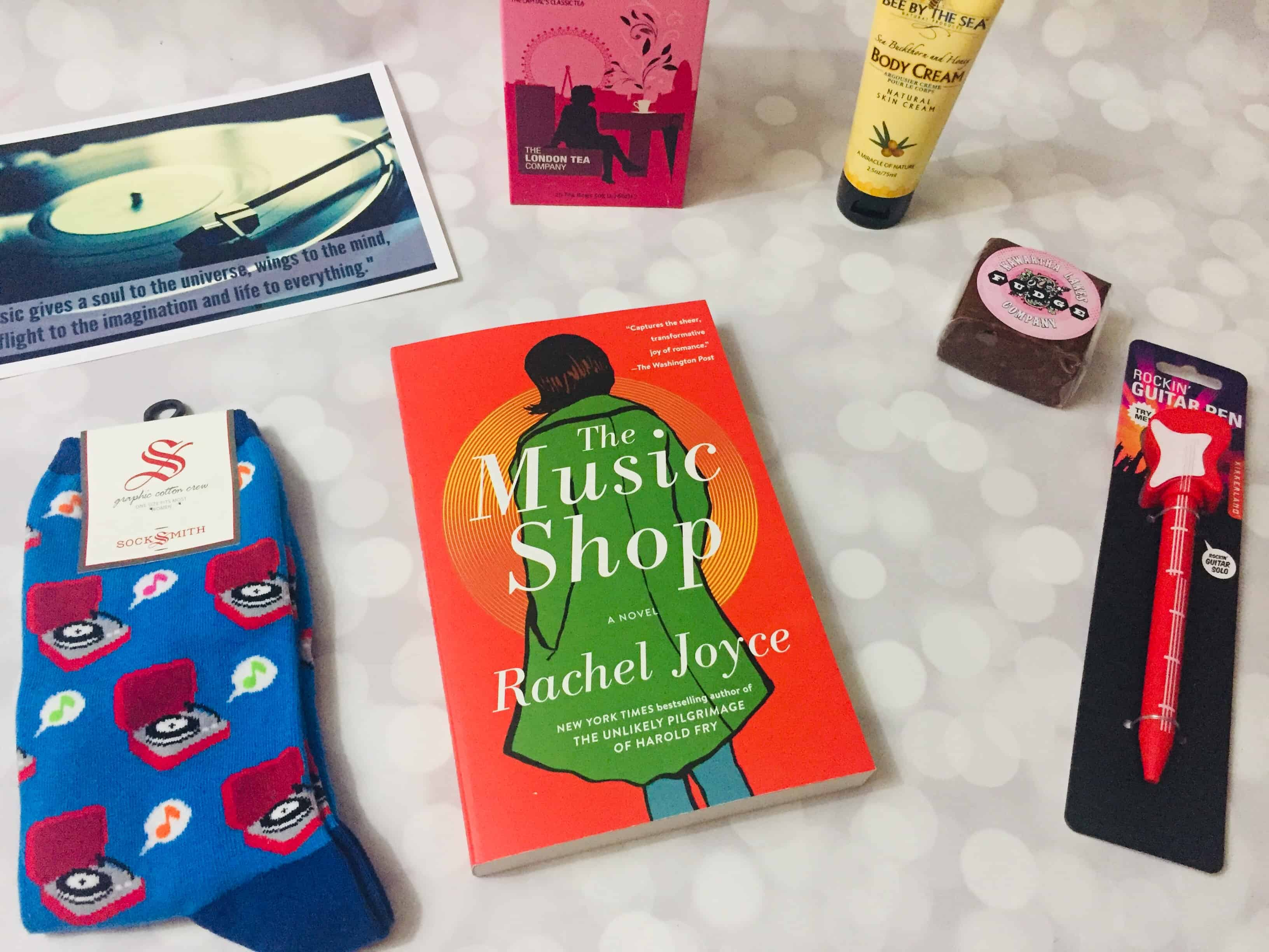 Sweet Reads Box November 2018 Subscription Box Review + Coupon